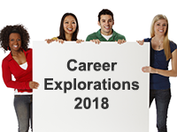 Career Explorations 2018