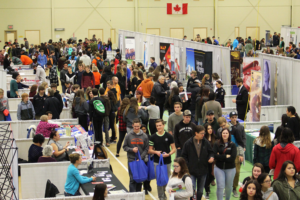 Career Explorations 2016 draws over 2,000 visitors | Parkland College