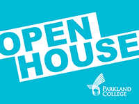 Parkland College Open House