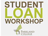 Student Loan Workshops